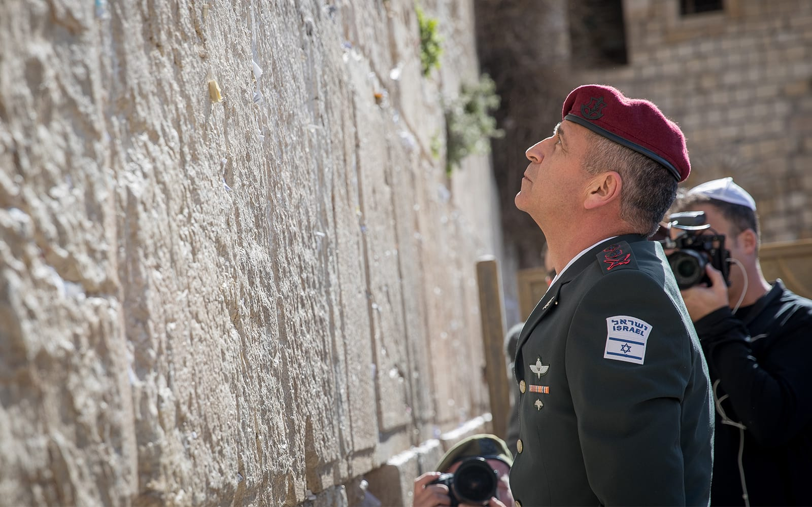 Глава Генштаба ЦАХАЛа Авив Кохави фото