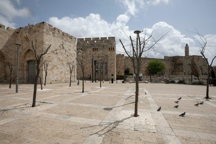 Ierusalim koronavirus 10