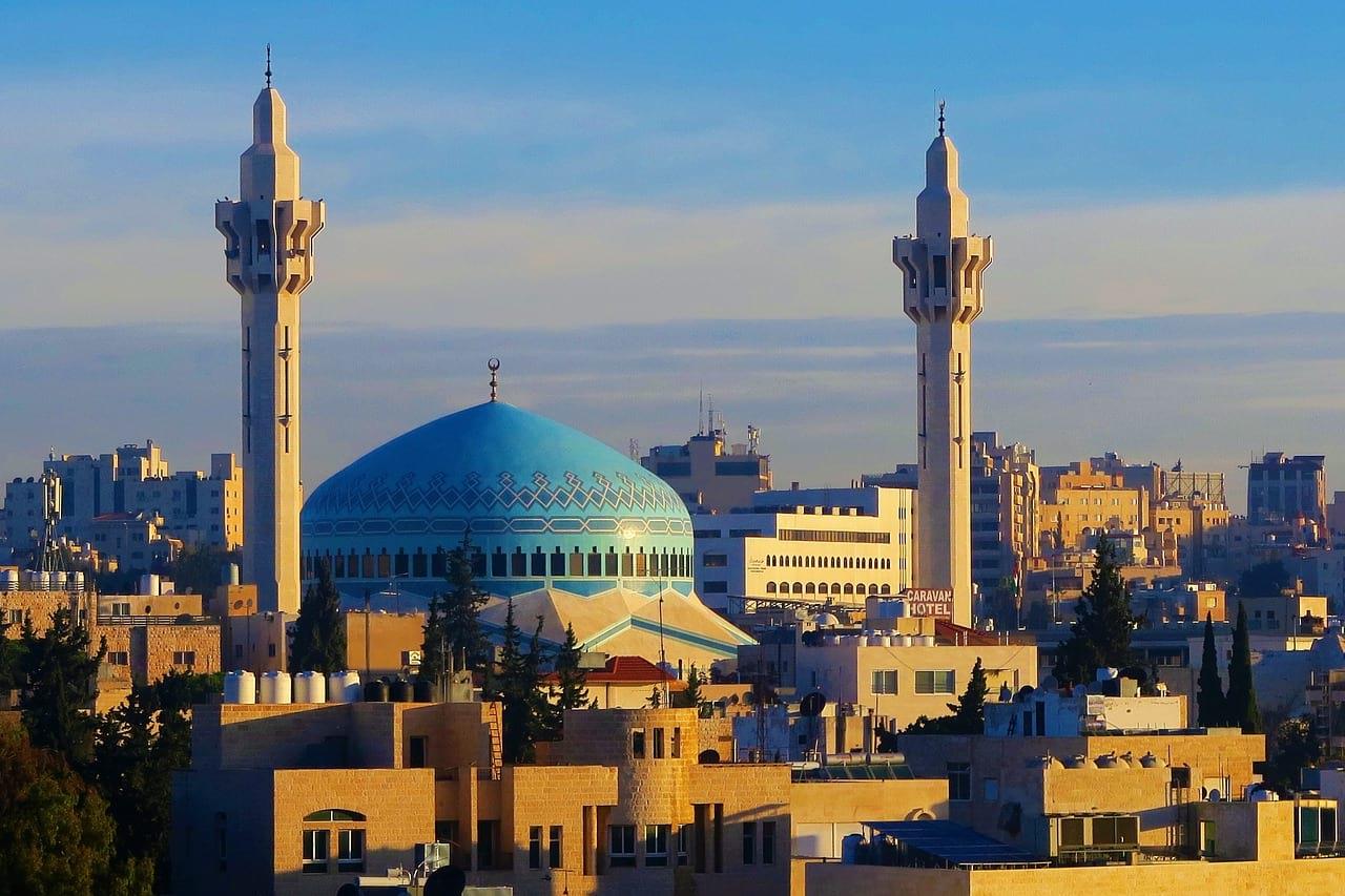 королевство Иордания фото