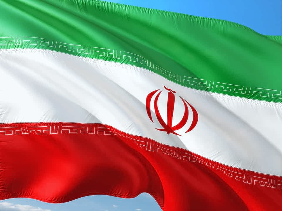 Иран флаг изображение