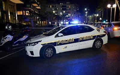 Izrailskaya politsiya
