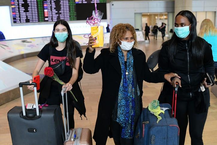 израильские туристы фото