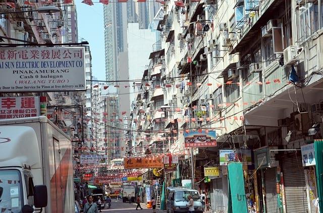 город в китае фото