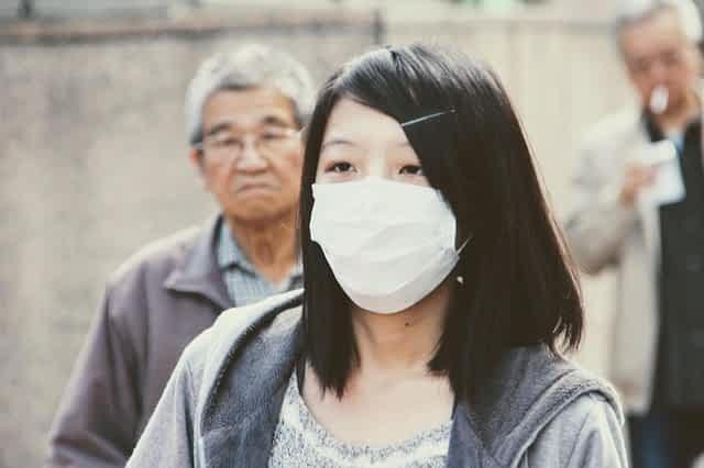 Пандемия COVID-19 Китай фото