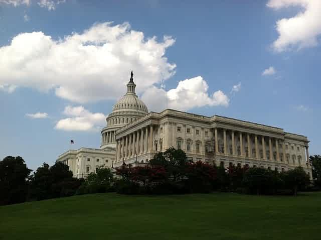 Конгресс США здание фото