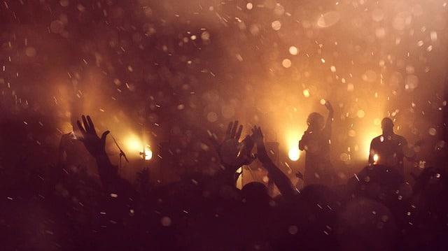 концерт сцена картинка