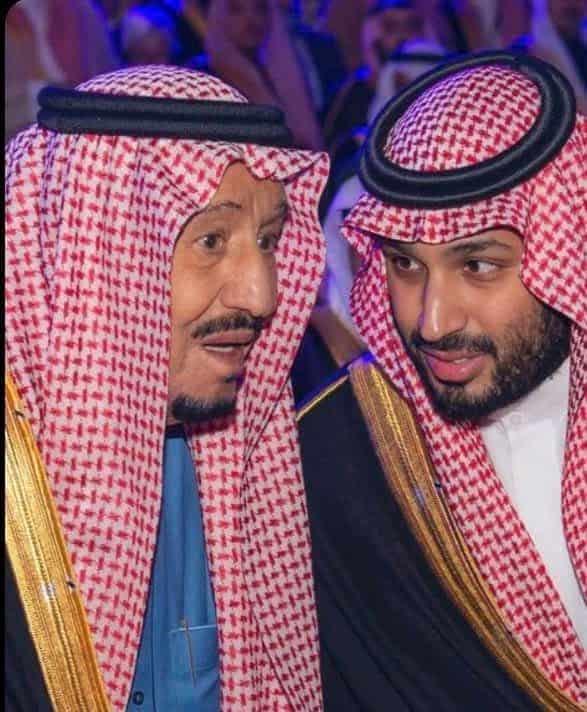 король салман саудовская аравия фото