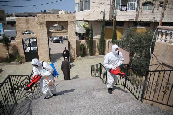 ВИзраиле число случаев коронавируса возросло до  677
