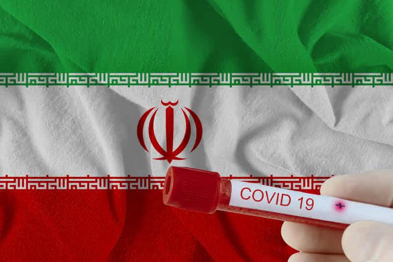 Коронавирус в Иране иллюстрация