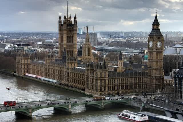 лондон карантин великобритания фото