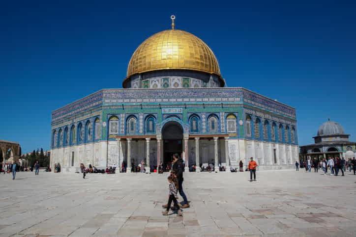 Мечеть Аль-Акса фото