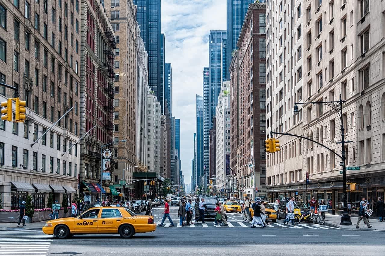 Нью-Йорк фото