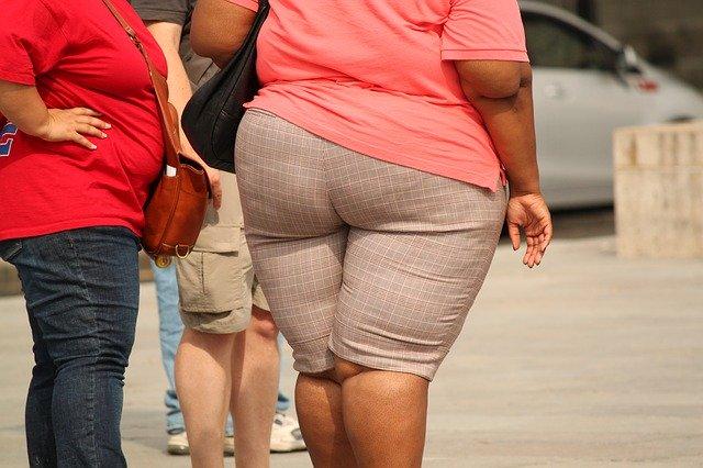 толстая женщина фото