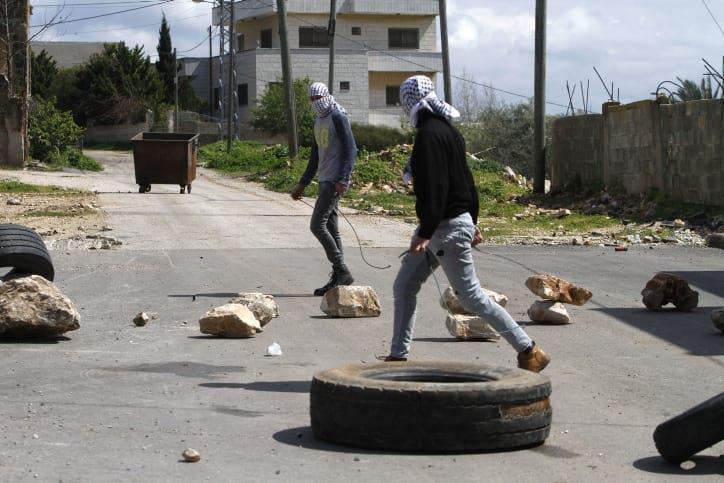 Palestintsy uchavstvuyushhie v stolknoveniyah na territorii Iudei i Samarii