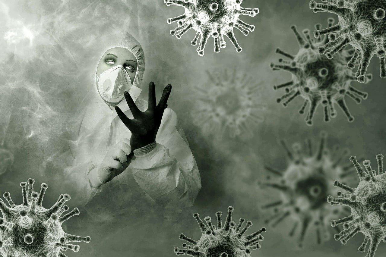 Пандемия коронавируса картинка
