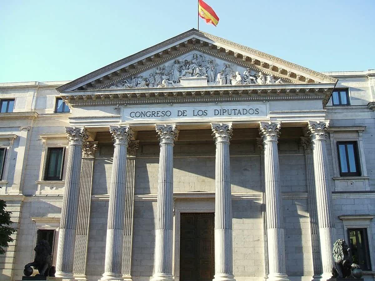 Parlament Ispanii