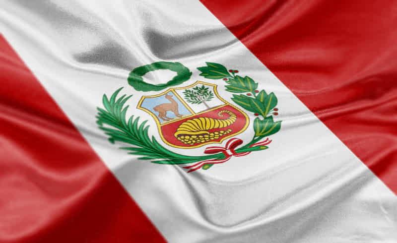 Перу флаг фото