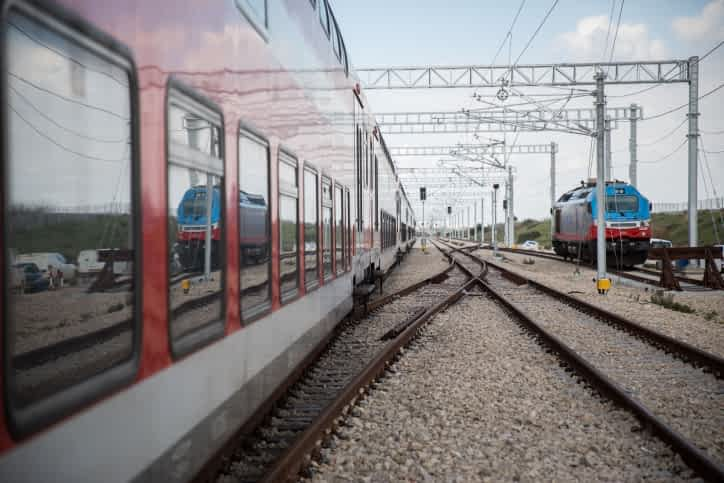 Поезд фото