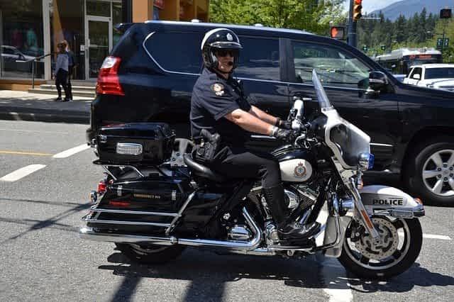 Полицейский США фото