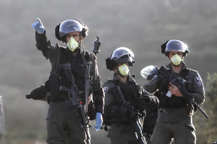 Politsiya Izrailya 2