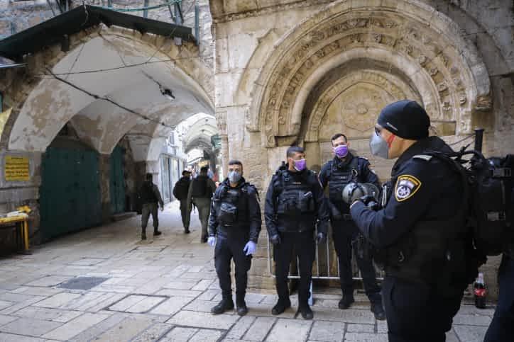 Politsiya Izrailya 2x 1