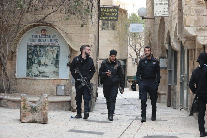 Politsiya Izrailya 3