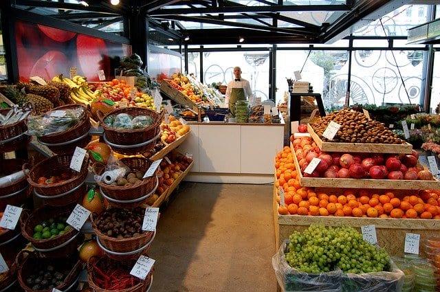 продукты рынок картинка
