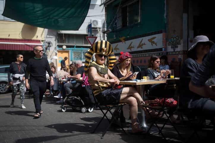 Пурим праздник Израиль фото