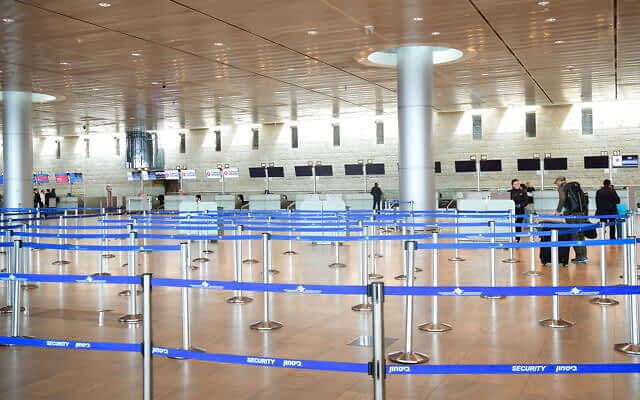 Министры обсуждают регламент работы Бен-Гурион и открытие полетов