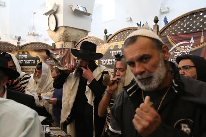 Раввины Иерусалима фото