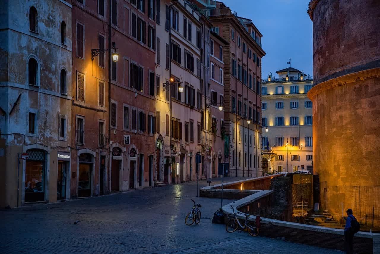 столица Италии Рим фото