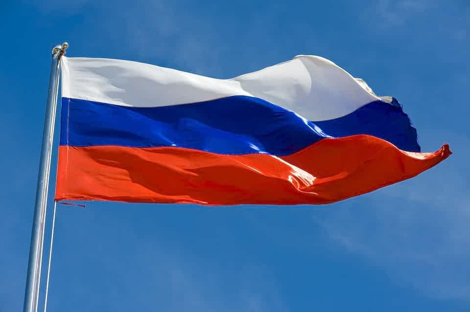 Флаг России фото