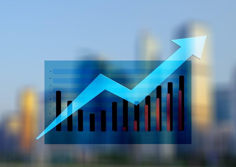 экономика график рост фото