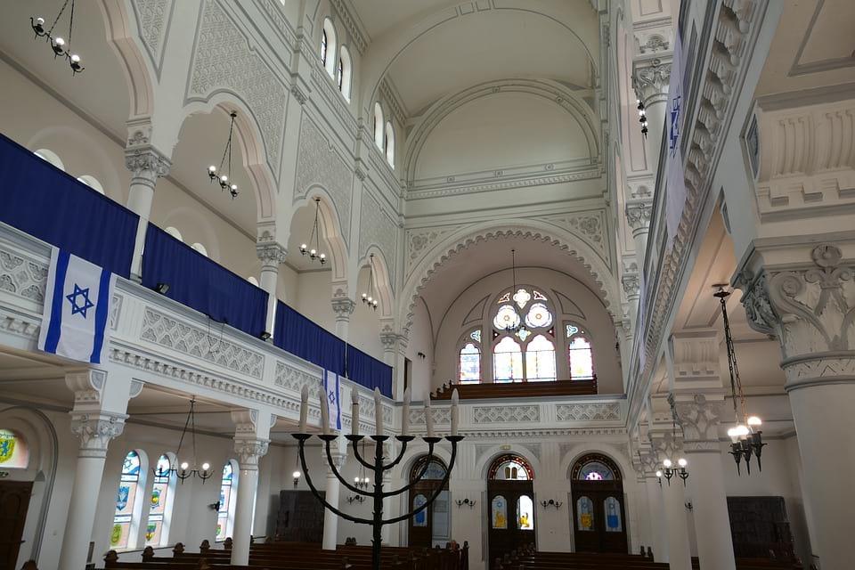 Синагога фото