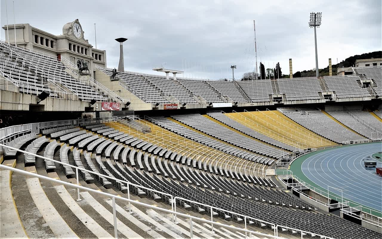 Stadion v Barselone
