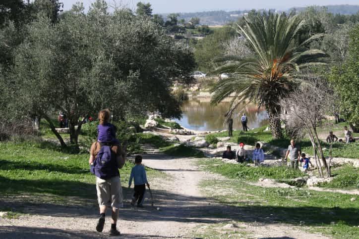 погода в израиле фото