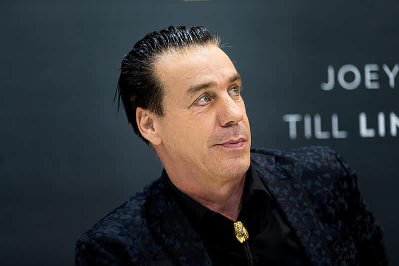 Till Lindemann 1