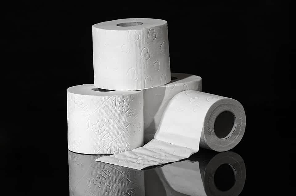 Туалетная бумага рулоны фото