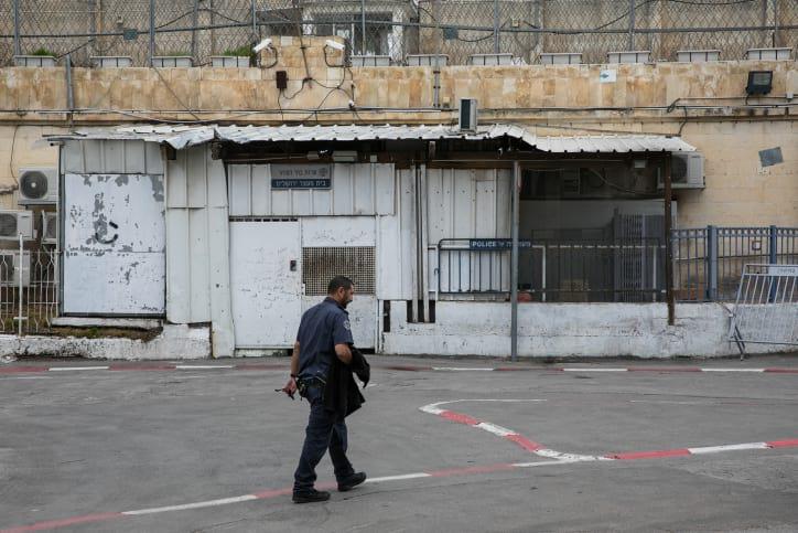Тюрьма в Иерусалиме фото