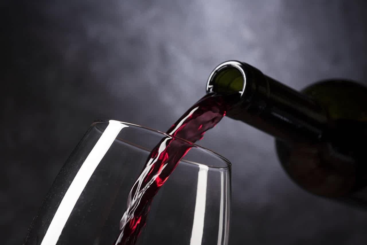 вино фото
