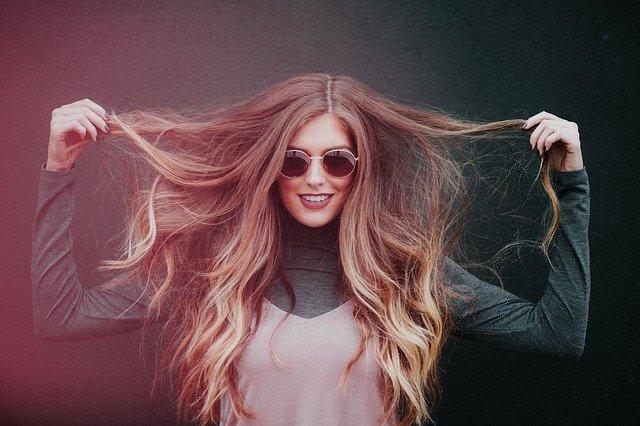 Волосы длинные фото