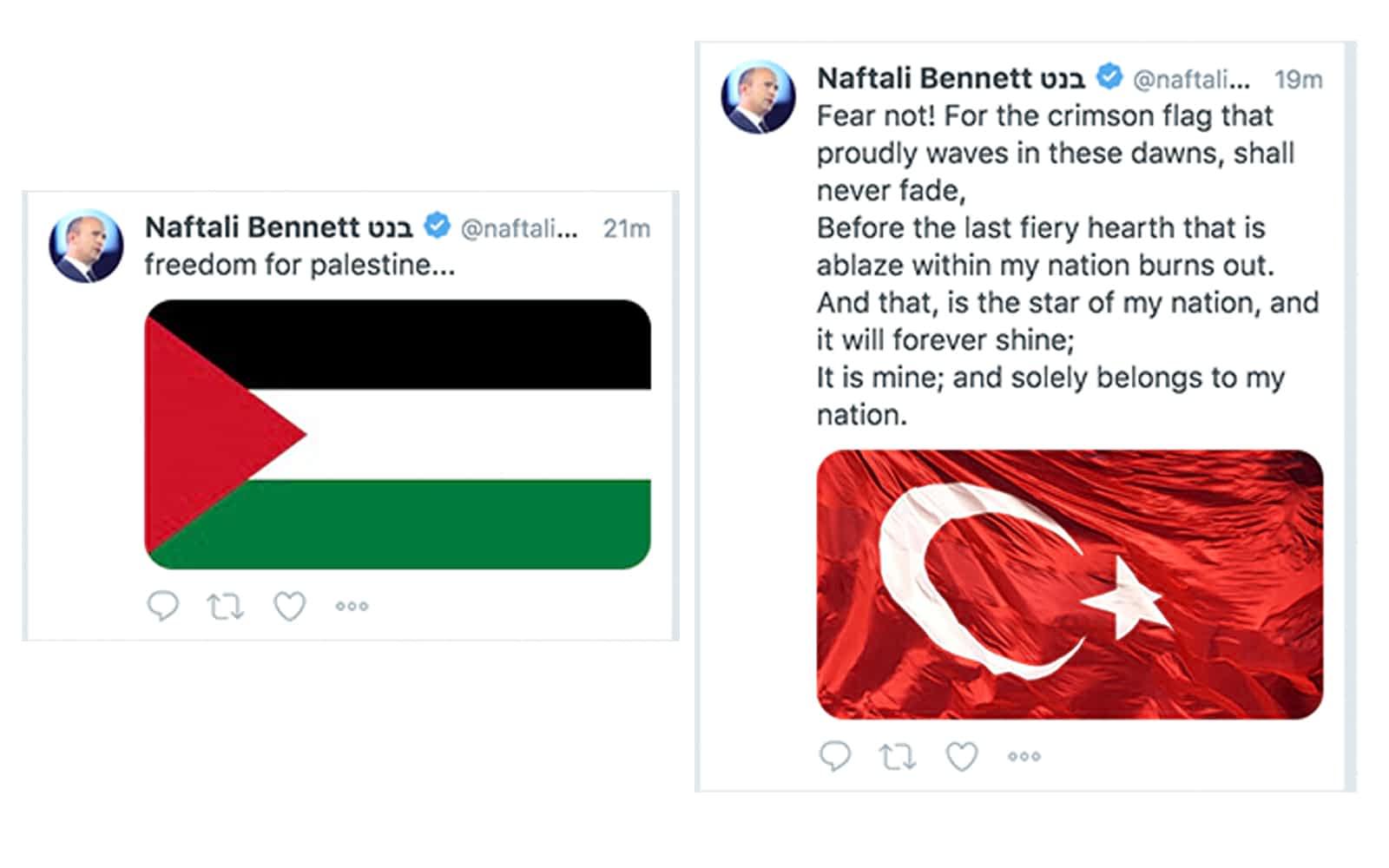 Vzlom Twitter stranitsy ministra oborony