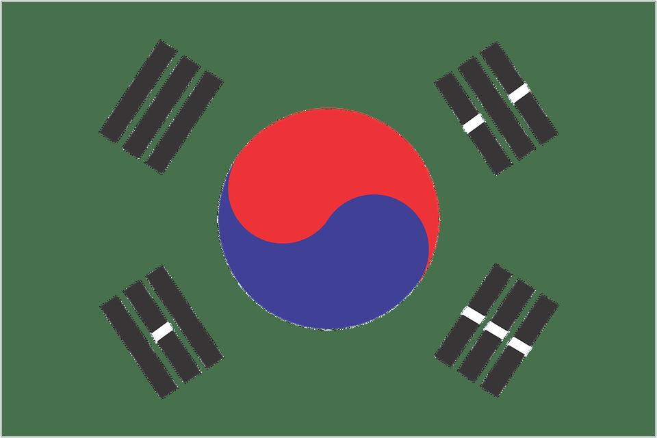 южная корея флаг фото