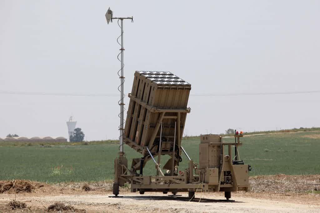про железный купол израиль фото