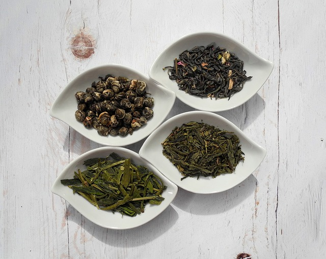 чай травы фото