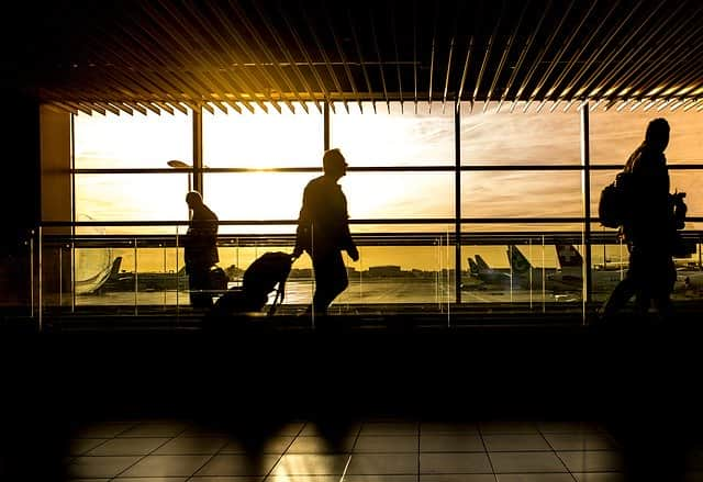 аэропорт туризм фото