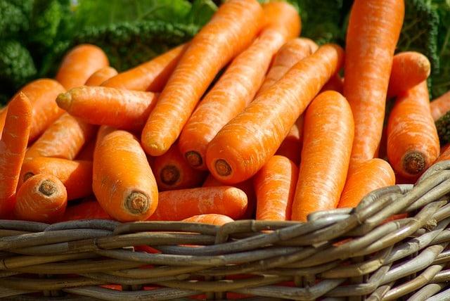 морковка фото