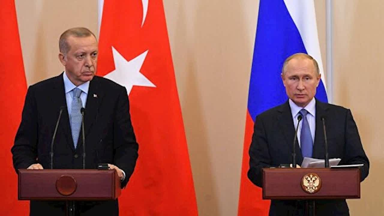 Владимир Путин Реджеп Эрдоган фото