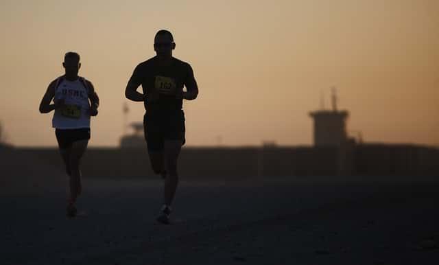 спортсмены бег фото