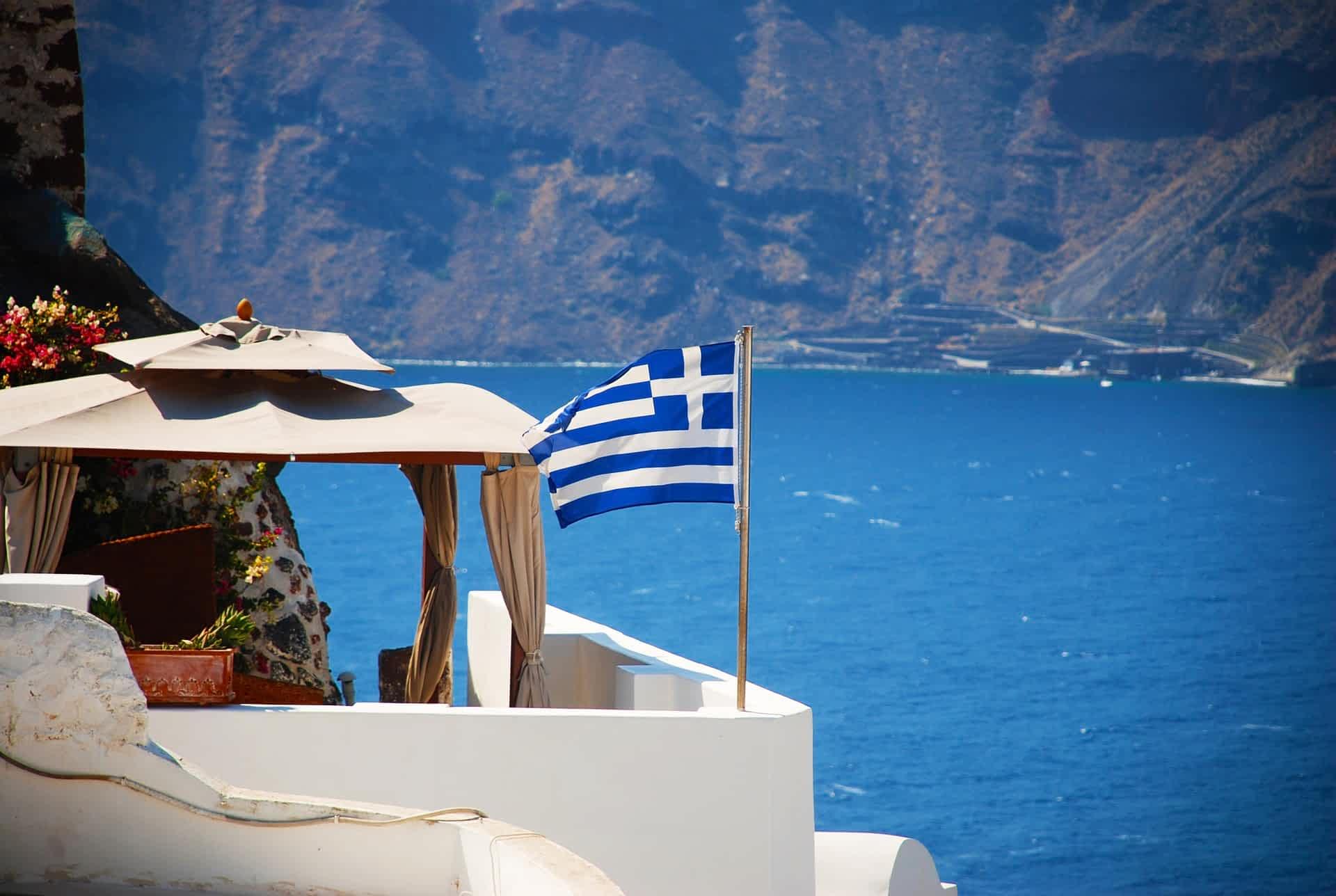 греция туризм фото